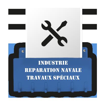 Industrie - Réparation Navale - Travaux Spéciaux