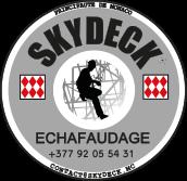 SKYDECK® MONACO Echafaudage – Scaffolding – Ponteggi