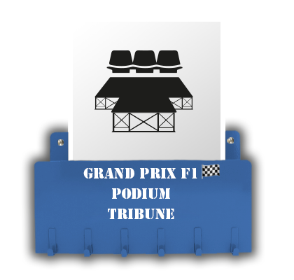 Grand Prix F1 - Podium - Tribune